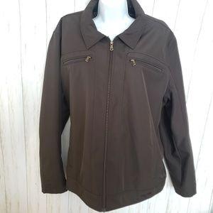 Men's Jacket, Wilsons Leather Jacket, XXL Men's